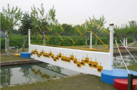 公园水上趣桥