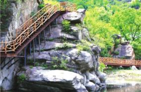 公园木zhan道
